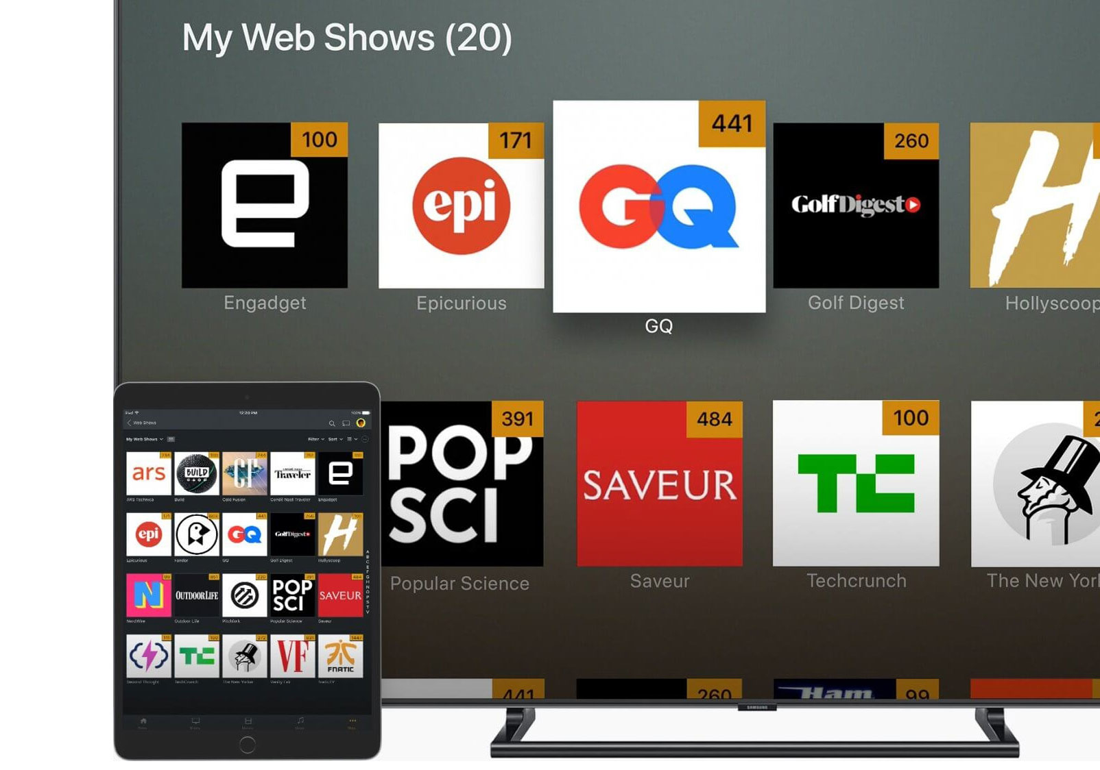 Plex Launches Portal For On-Demand And Free Web Shows