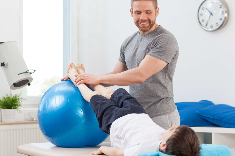 Researchers Say Physical Therapy Can Efficiently Treat Children With CMT