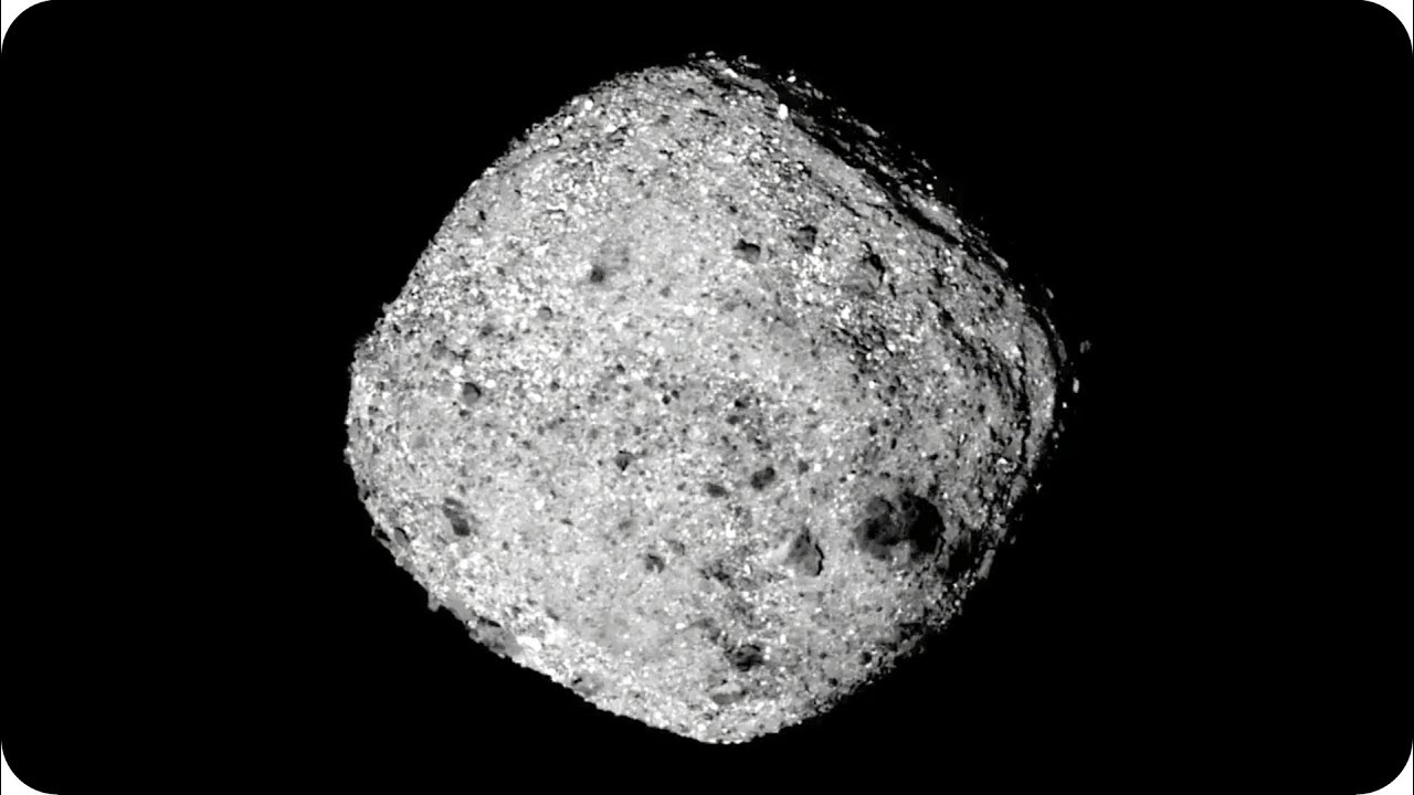 Neighboring Bennu Asteroid Shows Signs Of Water